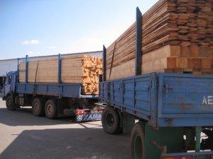 Как доставить строительные материалы на свой дачный участок?