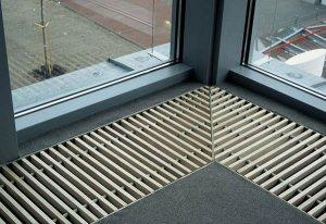 Отопление помещения с панорамными окнами