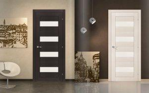 Двери из экошпона – недорогие и экологически чистые изделия для любого инте ...