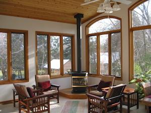 Современные деревянные окна – экологически чистые и надежные конструкции дл ...