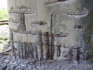 Как осуществляется ремонт железобетонных конструкций