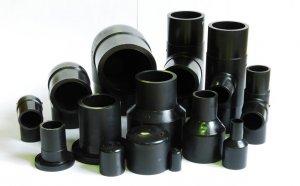 Разновидности полиэтиленовых фитингов для водоснабжения