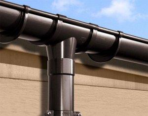 Зачем нужны водосточные трубы?