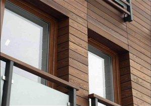 Сферы применения, технология изготовления и установки фасадных панелей из Д ...