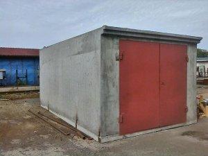 Бетонные гаражи: разновидности и преимущества конструкций